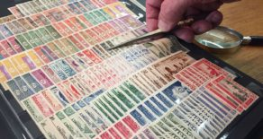 Comment faire une estimation de votre collection de timbres ?
